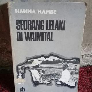 Muhammad Kasim Arifin-Hanna Rambe-Seorang Lelaki di Waitamal-timur-angin com