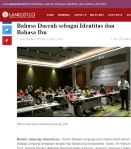 Kamus Bahasa Lampung Sudah Ada Di 2021-bahasawan-lampung co